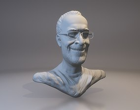 Ton Roosendaal 3D print model