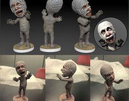 mummy 3d printable model