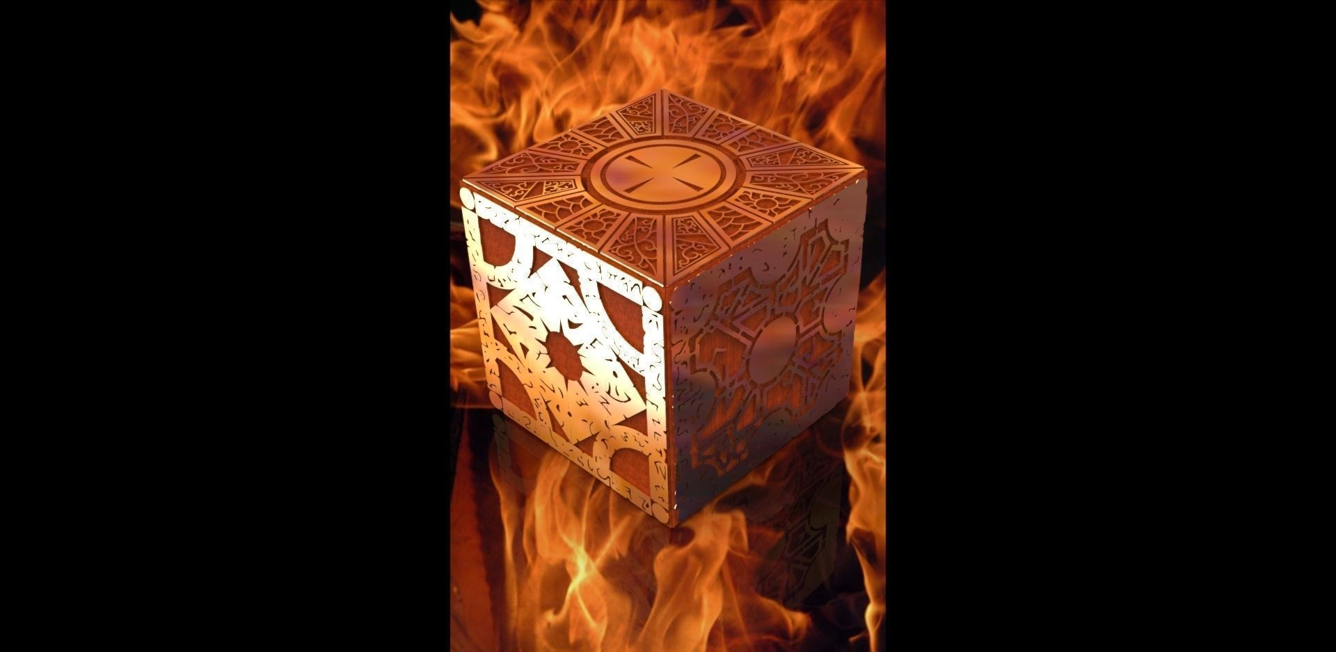 Lemarchand s box from Hellraiser Lament Configuration
