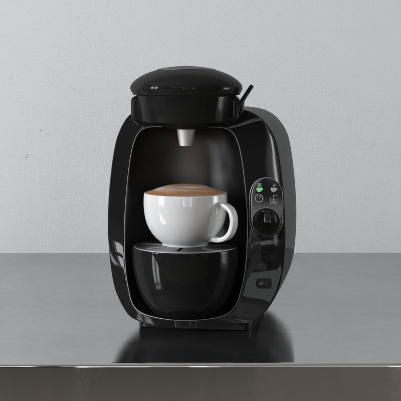 coffee maker 05 am145 3D Model OBJ CGTrader.com