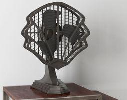 fan 19 am142 3D model