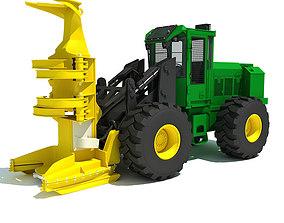 3D Green Heavy Bunchler