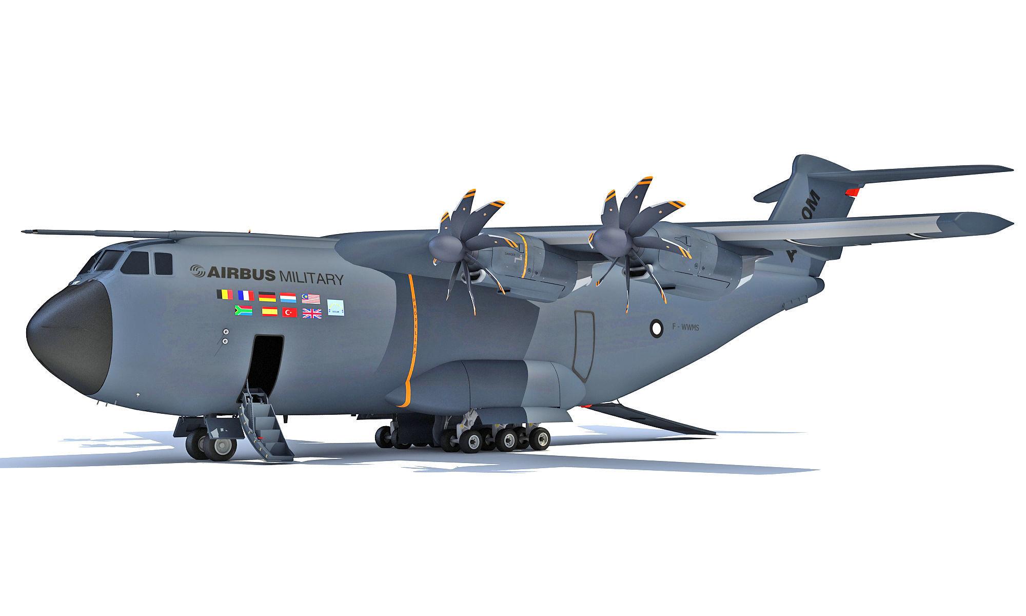 Atlas Airbus A400M Aircraft