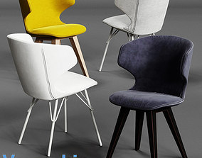 3D asset Varaschin KLOE Chair