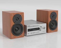 stereo 64 am144 3D model