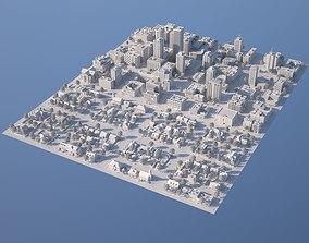 3D model Karton City 2