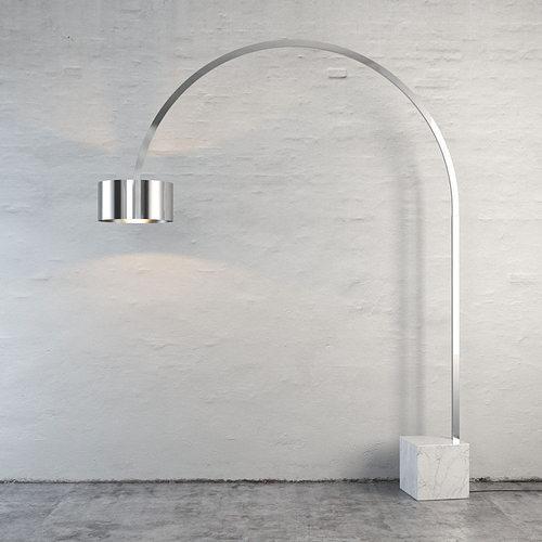 lamp 100 am138 3d model obj mtl 1