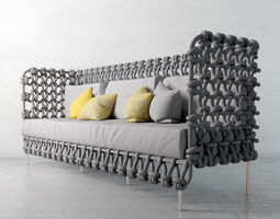 3d sofa 07 am135