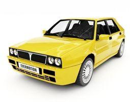 3d model car 07 am132