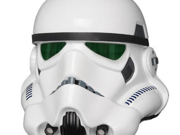photo regarding Stormtrooper Mask Printable identify 3D print fashion Stormtrooper Helmet CGTrader