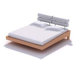 bed 07 am36 3d model