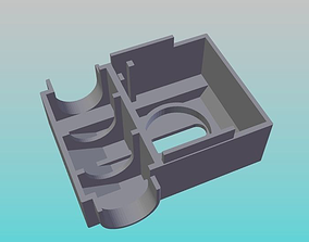 3D print model Replacement part trotter baby