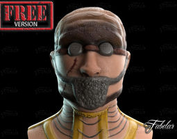 3d model the doctor free