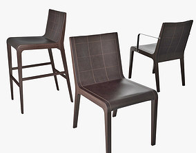 chairs Tosca Collection 3D