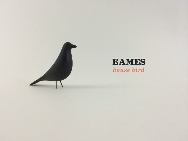 eames house bird free 3d model 3d printable stl. Black Bedroom Furniture Sets. Home Design Ideas