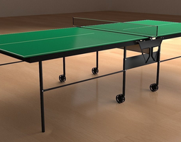3D Tenis Table
