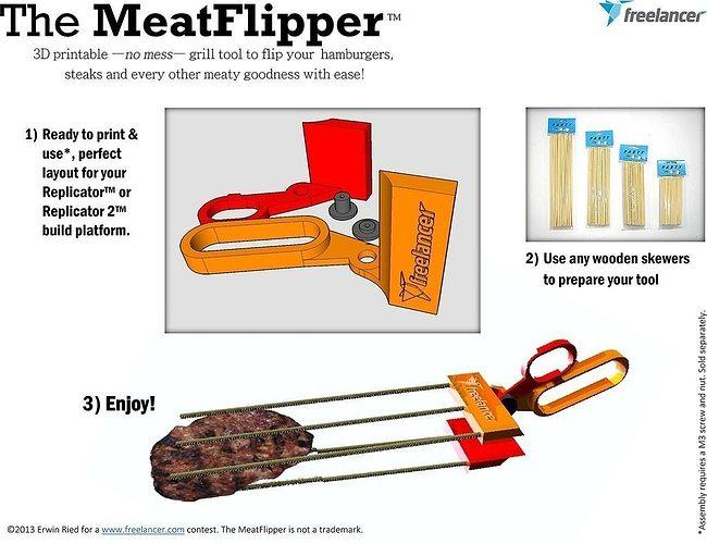 The MeatFlipper