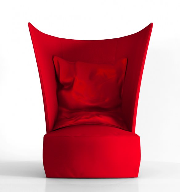 red baron armchair erbaitalia