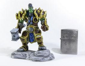 3D printable model Thrall