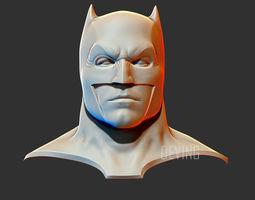 3D print model BATMAN DOJ COWL V2