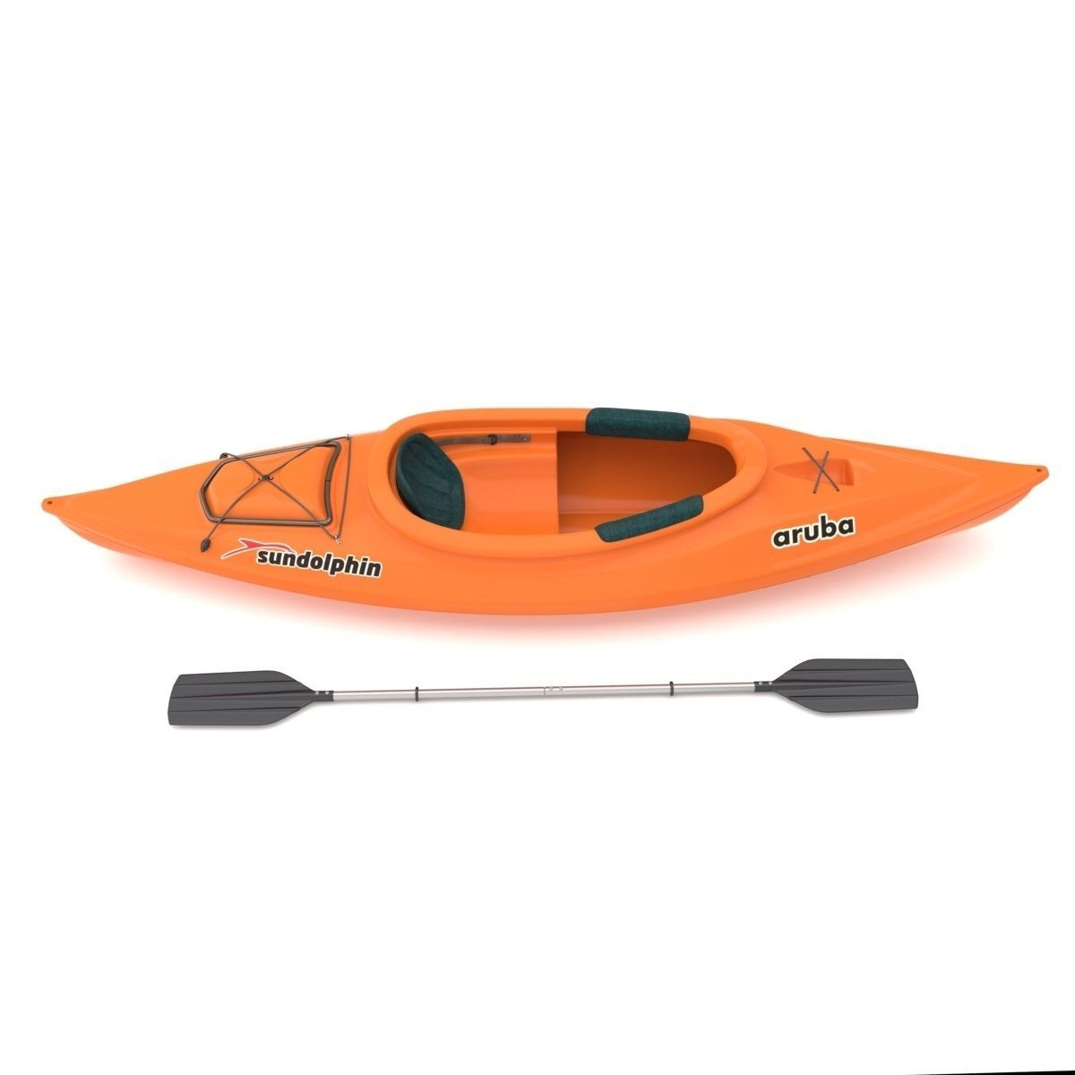 Sport Boat With Paddle