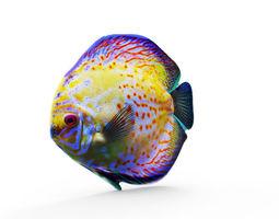 3D printable model Color Fish