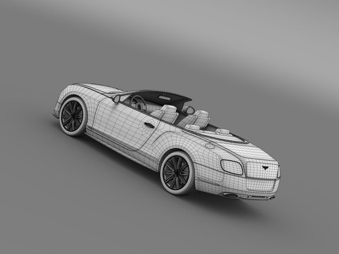731c1340123 Bentley Continental GT Speed Convertible 2012 GT Continental