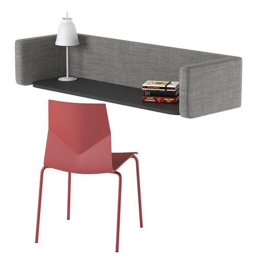 fourus wall pod chair 3d model max obj mtl fbx mat 1