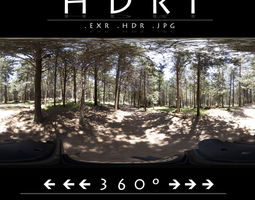 3D model HDR 12 THE FOREST