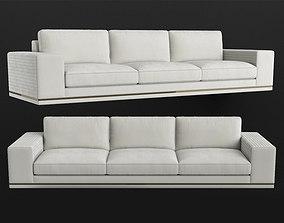 Longhi Cohen Sofa 3D model
