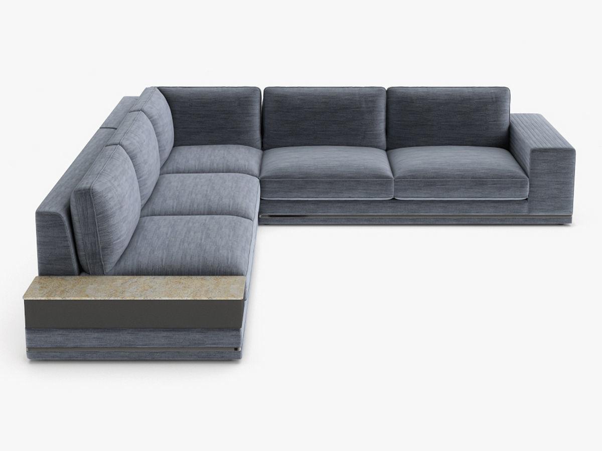 Longhi Cohen Sectional Sofa