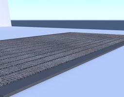 Door Mat 3D model