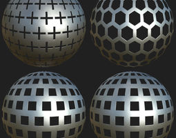 3D Textureset Vol 01