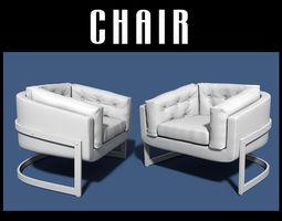 Chair 02 3D
