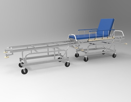 Transfer Trolley 3D