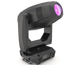 Elation Professional Platinum FLX Genaric Lighting 3D