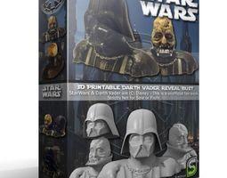3D print model Darth Vader Reveal Bust