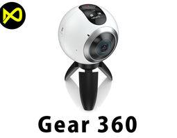 Samsung Gear 360 Camera 3D