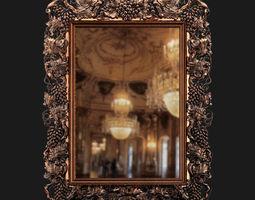 3D print model Mirror Vine