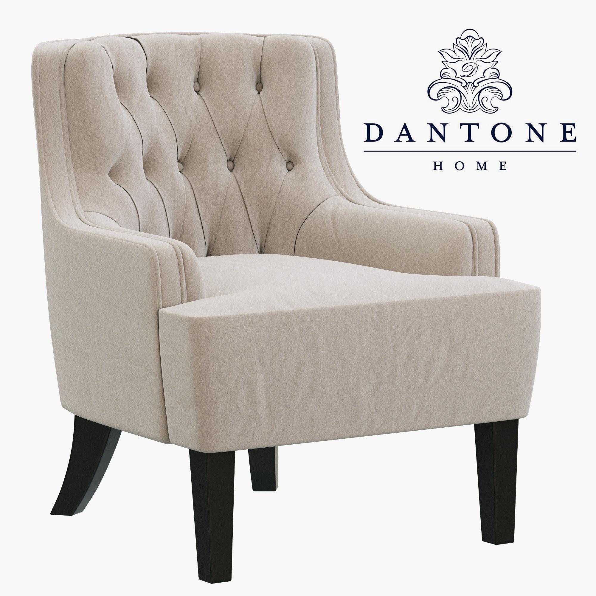Dantone Home Richmond Chair 3D Model