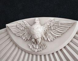 Dove Bird 3D print model