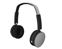 Headphone 3D asset