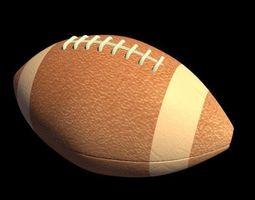 sport American football 3D