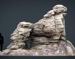 ROCK 27 3D asset