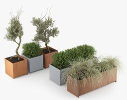 Planterworx - RANCH TRUE SQUARE 3D landscape
