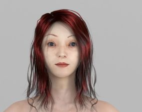 TINA M 3D model