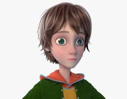 Cartoon Boy 3D