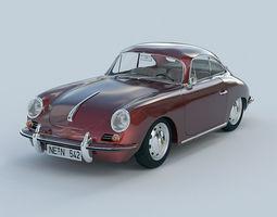 Porsche 356 C 3D