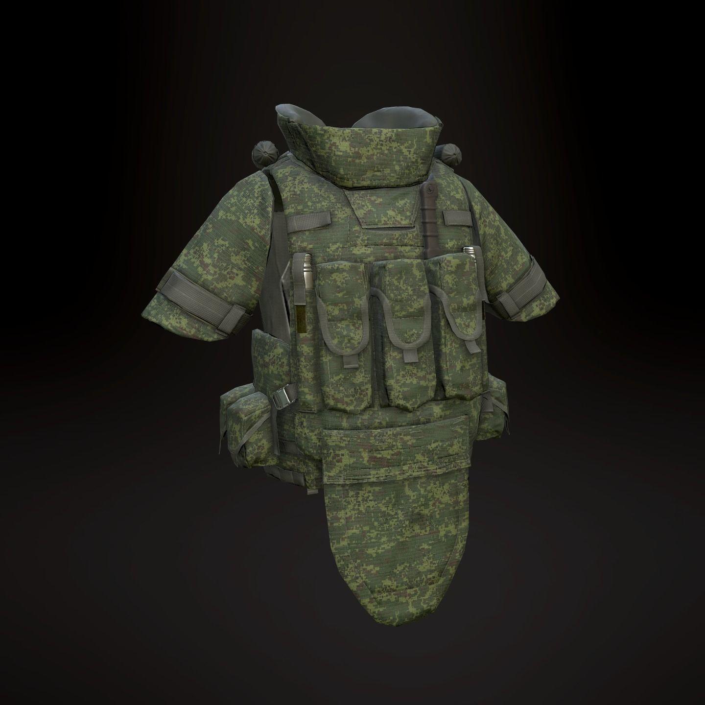 6b43 Body Armor