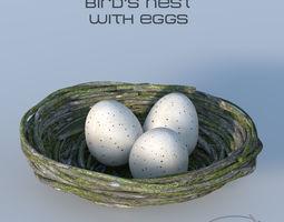 Bird Nest 3D